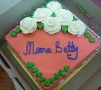 MamaBetty&#39;s cake :)