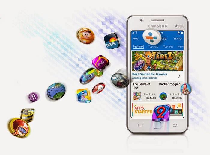 Harga Samsung Z1 Tizen