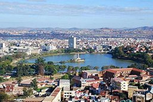 La Capital de Madagascar