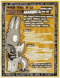 Primer Feria de la Publicación Anarquista