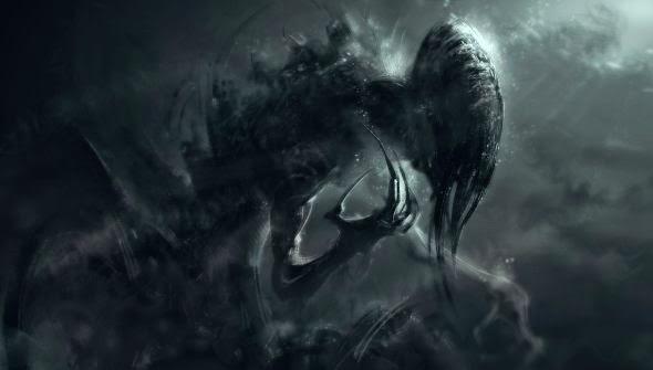 Ivan Kashubo kashivan deviantart ilustrações fantasia sombria monstros demônios criaturas