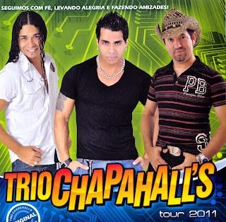 Trio Chapahalls   Tour 2011