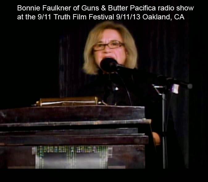 GUNS & BUTTER RADIO SHOW - Bonnie Faulkner