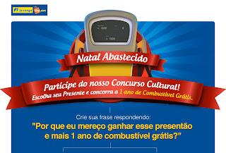 "Concurso Cultural ""Natal Abastecido"""