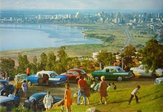 Morro Sta Tereza na década de 1960