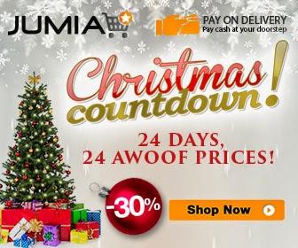 JUMIA XMAS COUNTDOWN