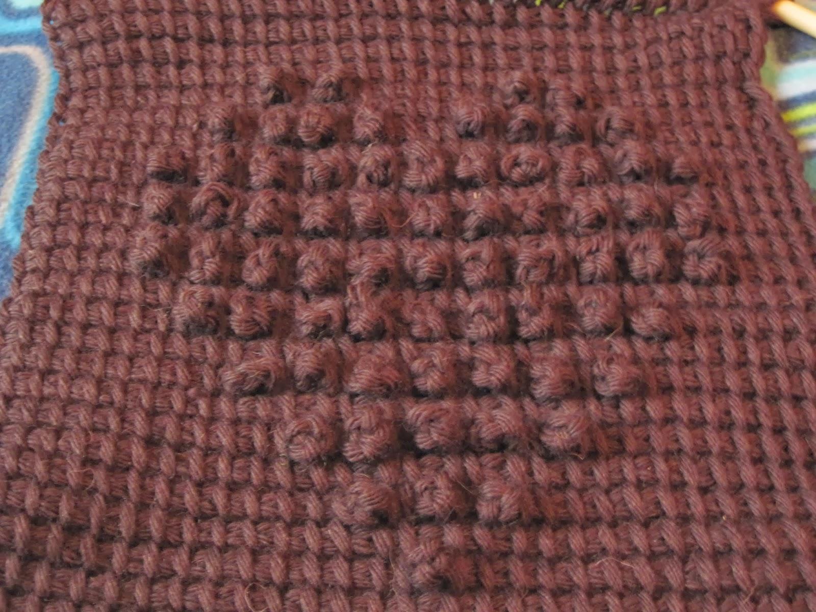 Le cose di mys maglia uncinetto telaio tutorial e
