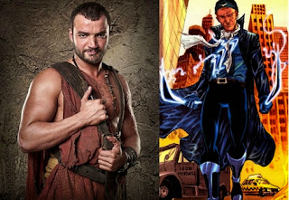 Nick Tarabay cast as Captain Boomerang on Arrow