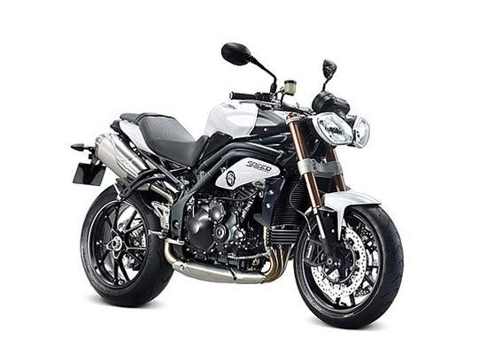 new motorcycle custom modification review and specs 2012 triumph speed triple 1050. Black Bedroom Furniture Sets. Home Design Ideas