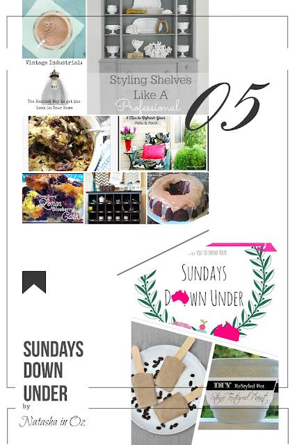 Sundays Down Under Linky Party with @natashainozblog