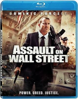 Assault on Wall Street (2014) DVDR NTSC