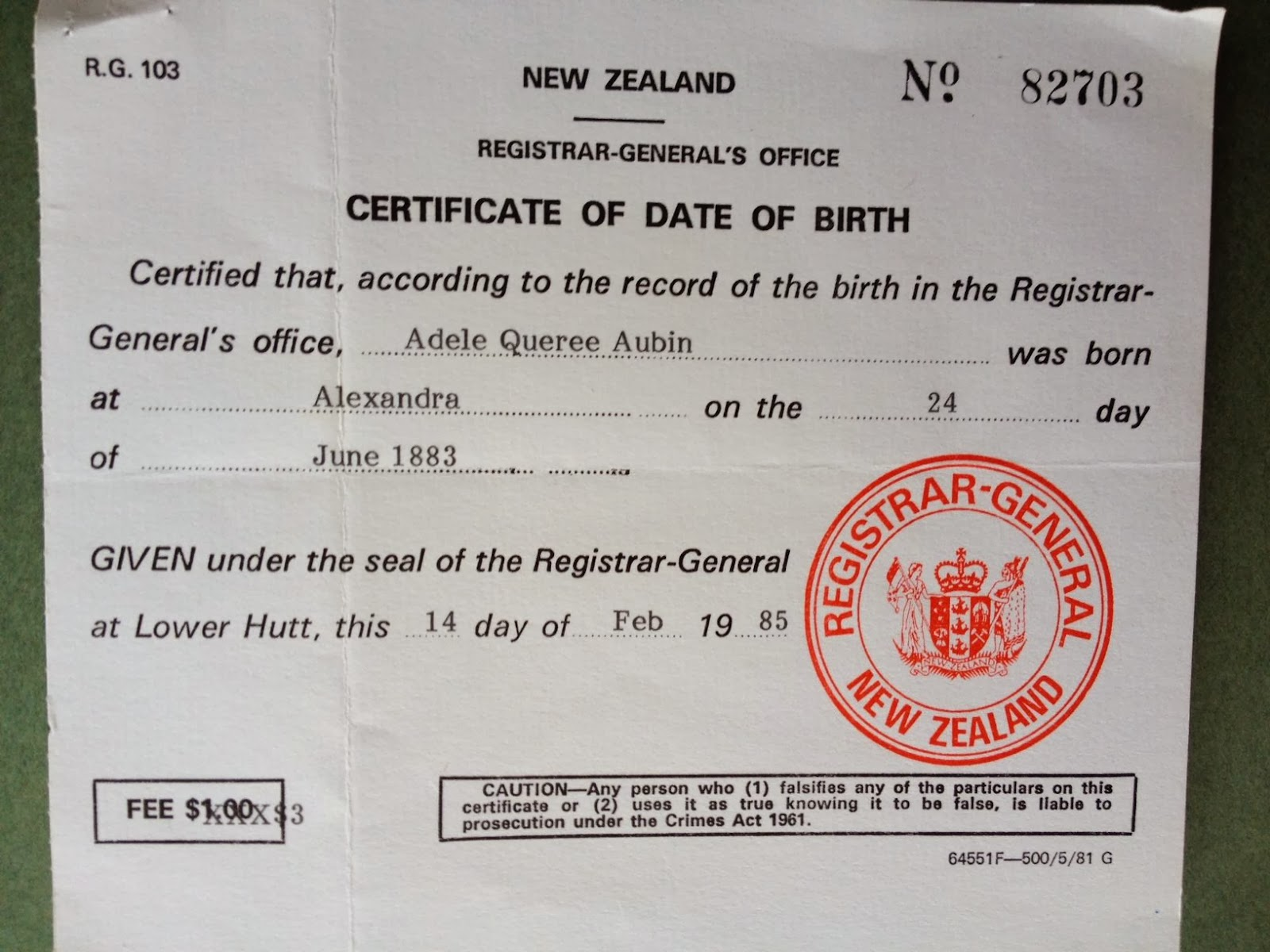Pirongia bells december 2013 birth certificate yelopaper Image collections