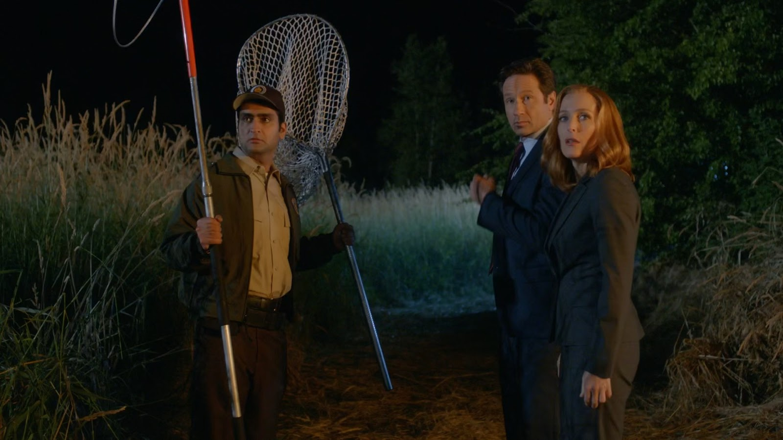 X-Files Temporada 10 Cap . 03 y 04 |1080p|Dual|x265| [Mega]