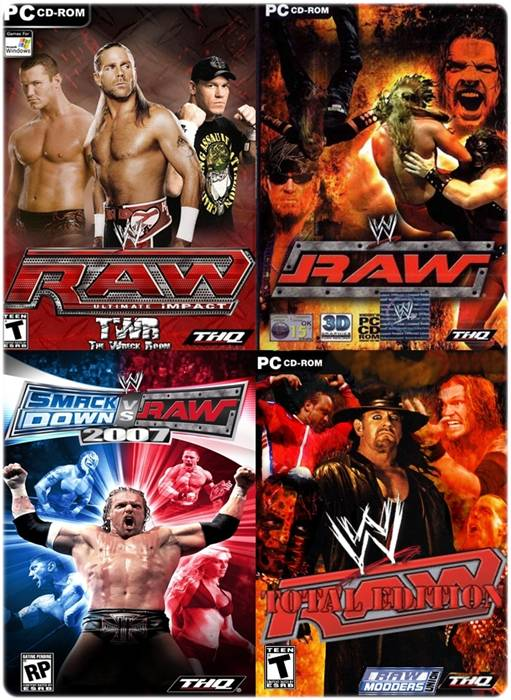 wwe raw. 4- WWE RAW 2002