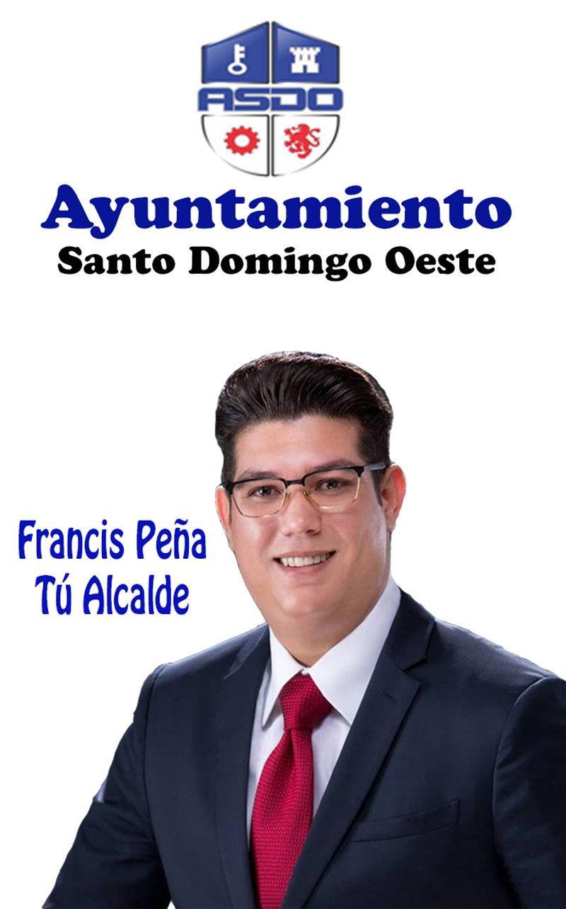 Francis Peña Alcalde