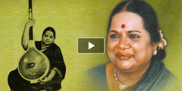 Listen to ML. Vasanthakumari Songs on Raaga.com