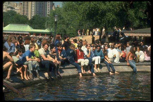 Bethesda Fountain, New York City