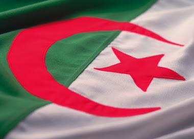 Drapeau Algerien