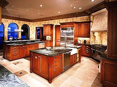 Open Kitchen Plans With Island