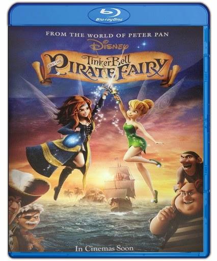 Tinker Bell Hadas y Piratas 1080p HD Latino Dual
