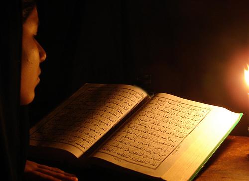 Siapakah Wanita Yang Membetulkan Bacaan Al-Quran Aku?