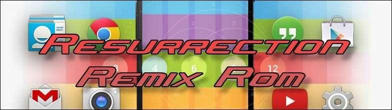 Resurrection remix rom for moto x ghost xt-1052