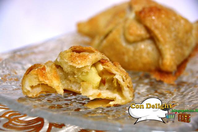 מאפה תפוחים apple pastry