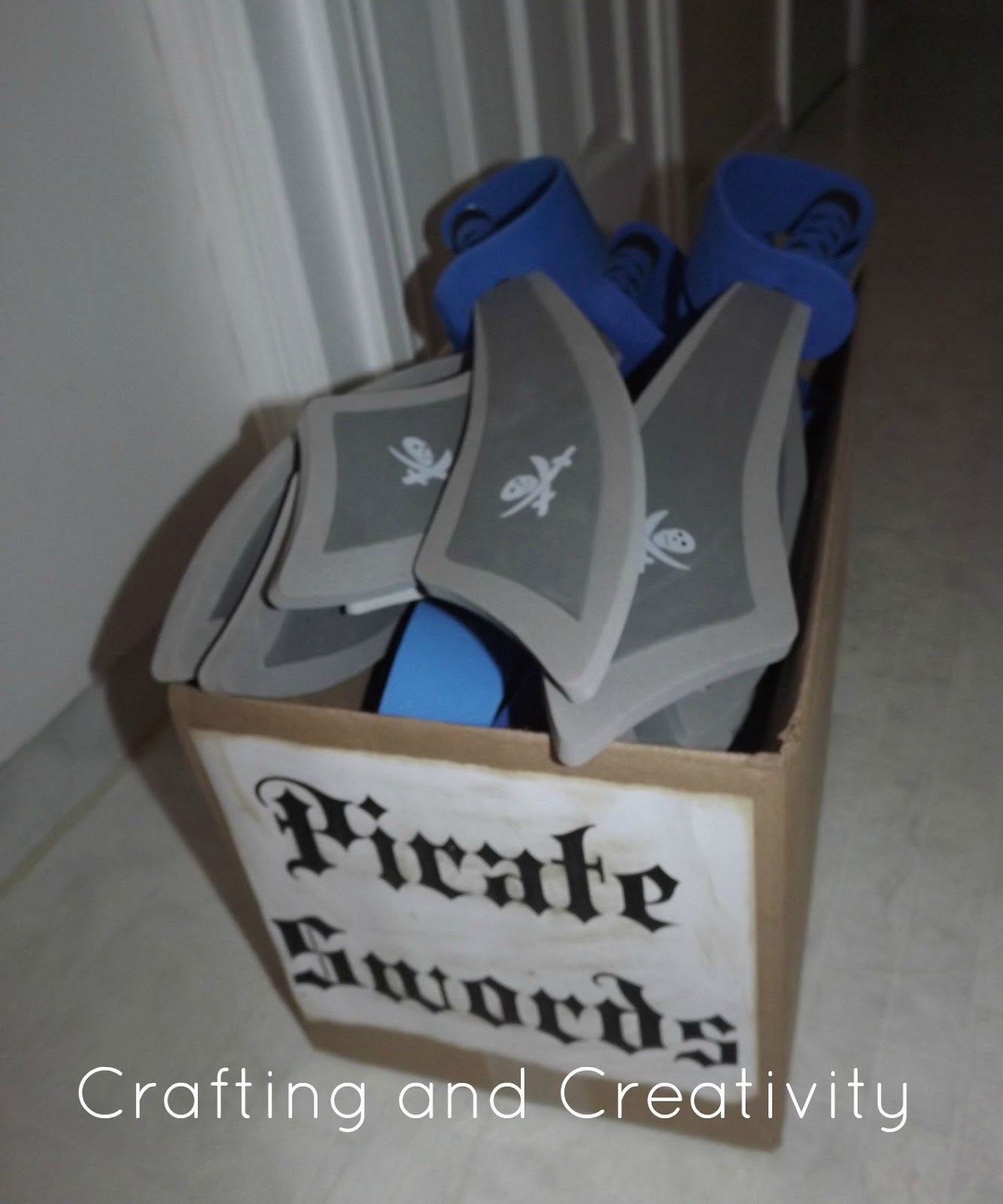 crafting and creativity my son u0027s 5th birthday party pirate theme