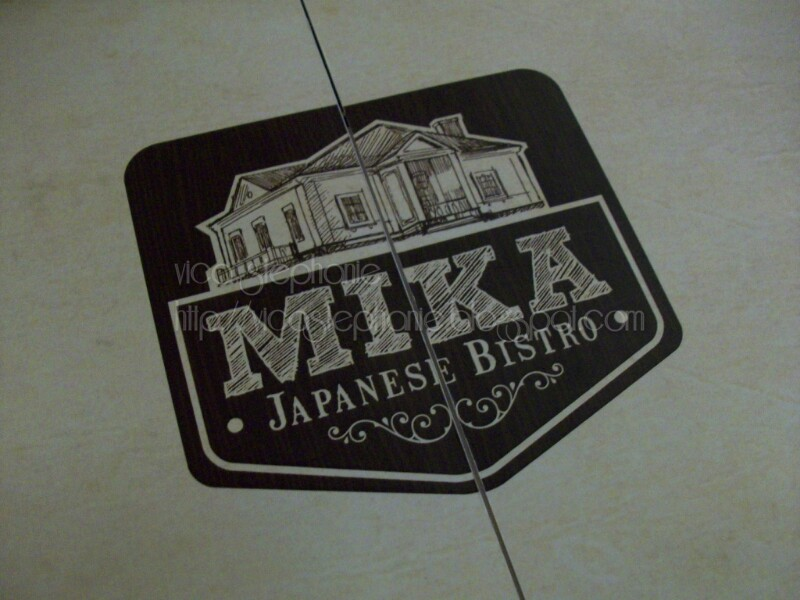 My adventure 39 bout food travelling and more mika japanese bistro - Mika japanese cuisine bar ...