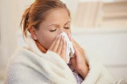 Cara cepat menyembuhkan Batuk dan Flu