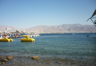 Companhia aérea européia vai operar voos para Eilat, em Israel, por 30 euros