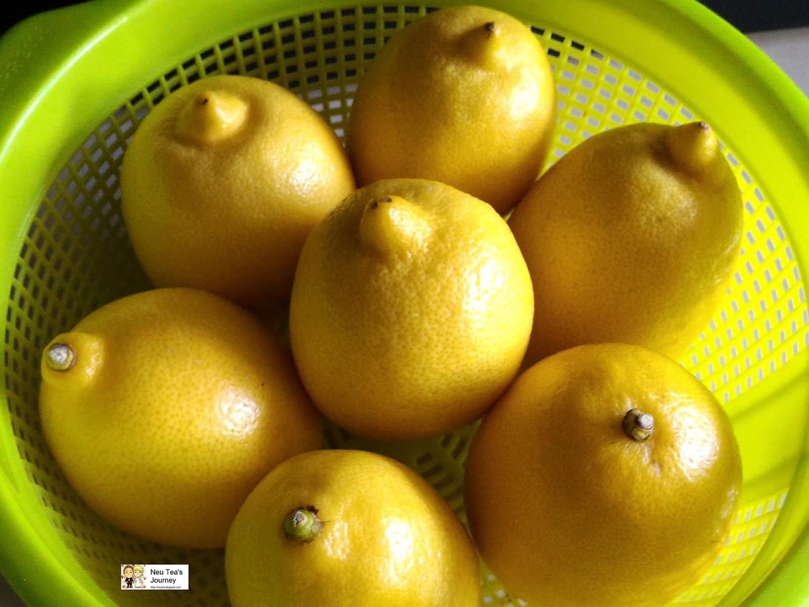 Lemon Honey at Private Dining 住家制造