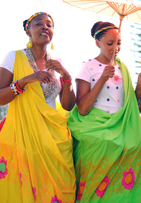 Tsonga Traditional Wedding Dresses