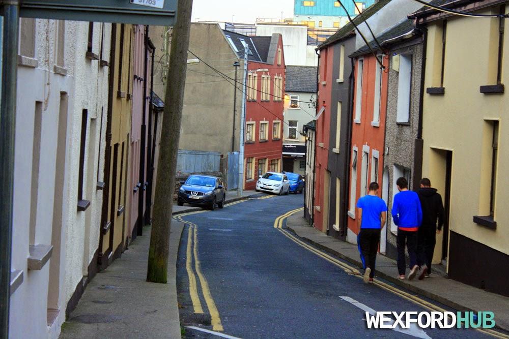 Bride Street, Wexford