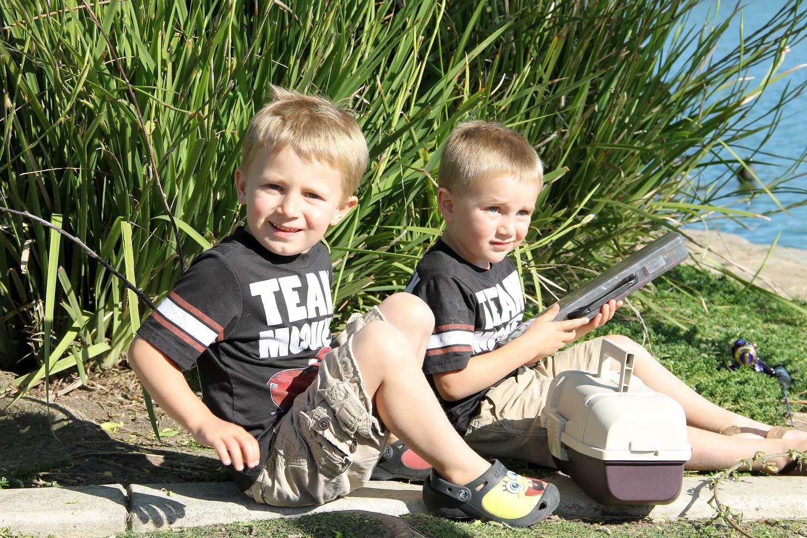 Fishing Trip Lake Harveston