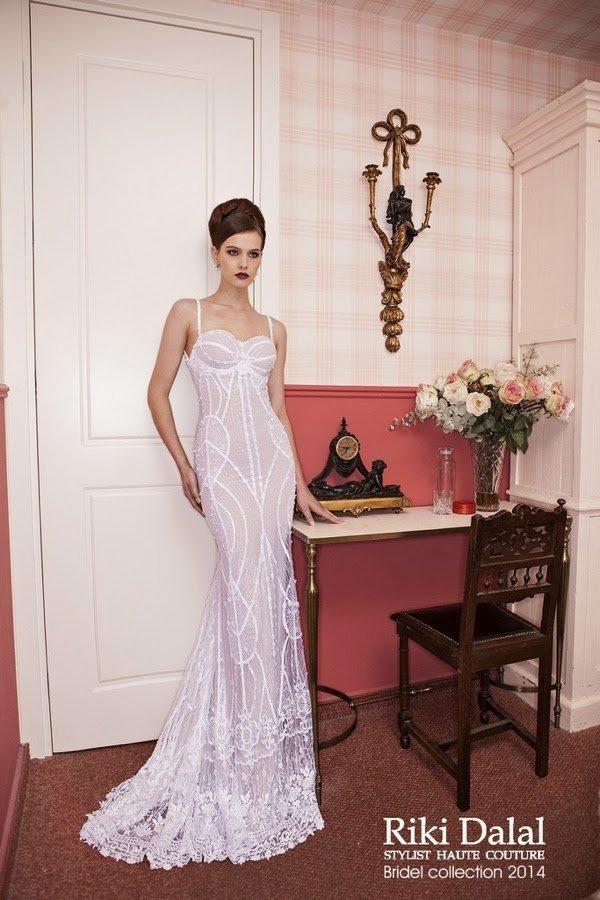 Fabulosos vestidos de novias | Coleccion Riki Dala Haute Couture