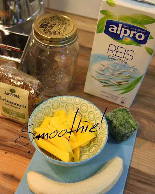 Breakfast, Smoothie, Alnatura, Soja, Alpro, thePasteblog, The Paste Blog