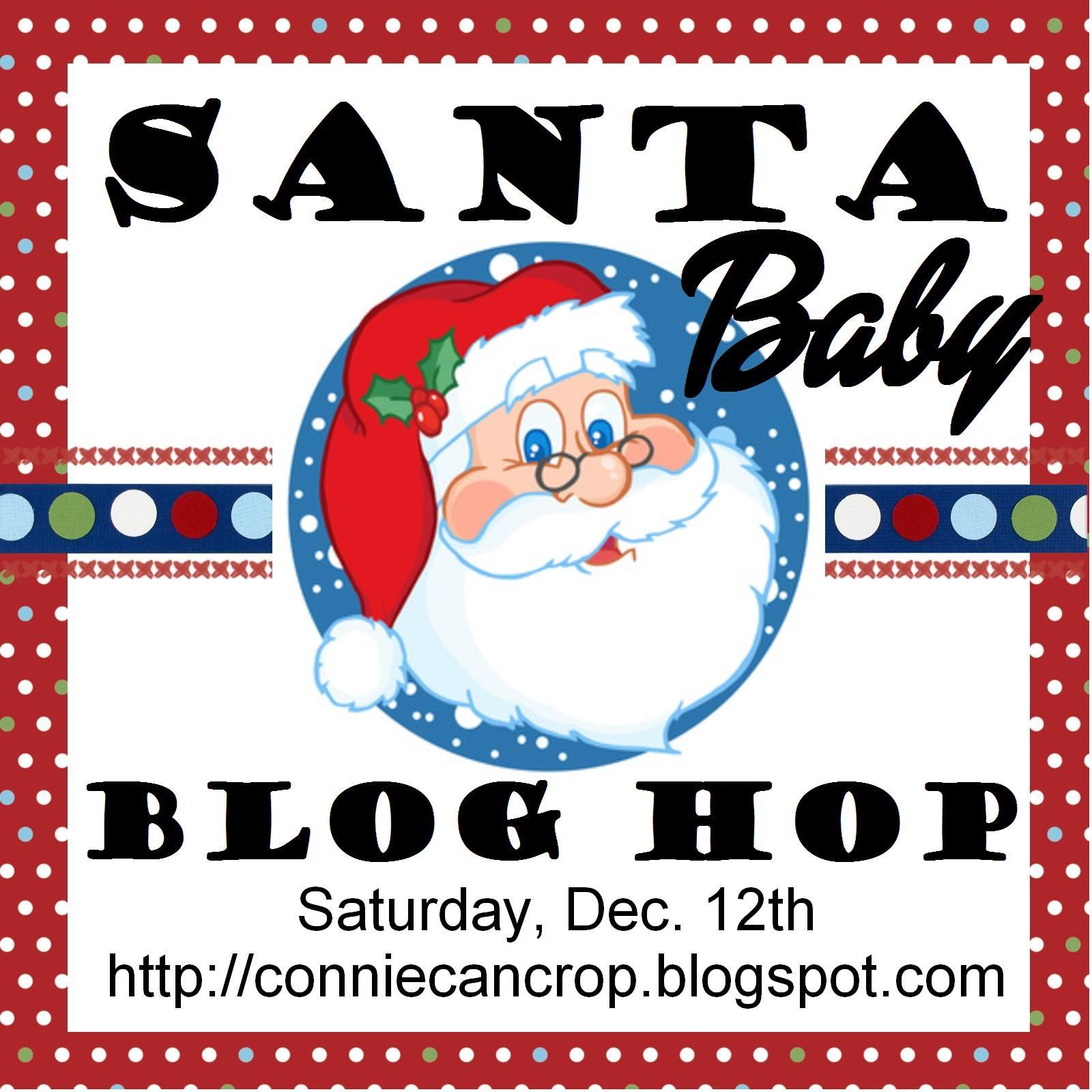 Santa Baby Blog Hop