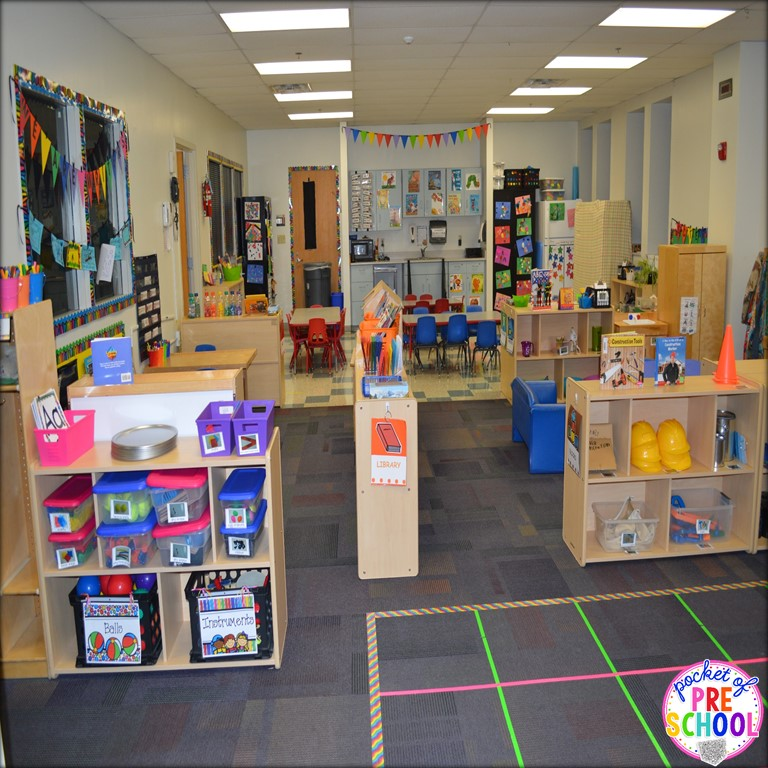 Modern Classroom Blocks ~ My classroom pocket of preschool