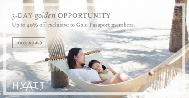 Hyatt 凱悅酒店 日本、泰國、台灣、馬來西亞 等亞太區 6折優惠,限時72小時,即時開賣。