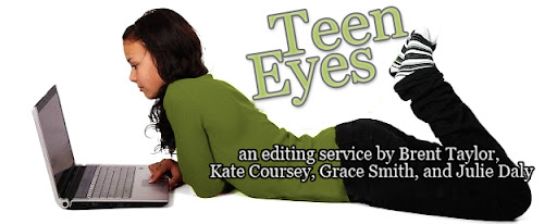 Teen Eyes Editorial