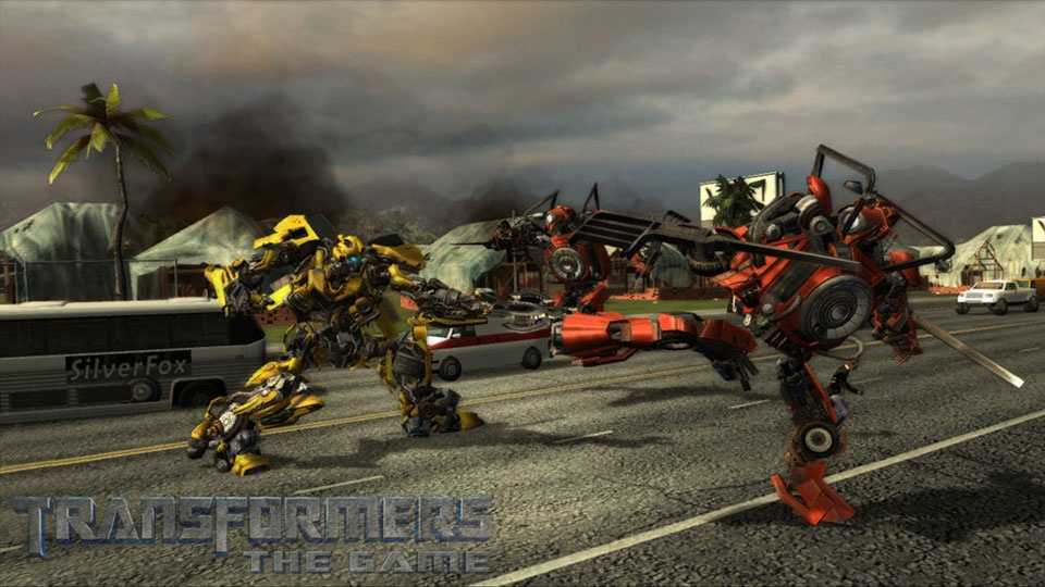 Transformers 1 portable para pc