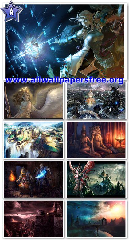 80 Amazing Fantasy Wallpapers 1440 X 900