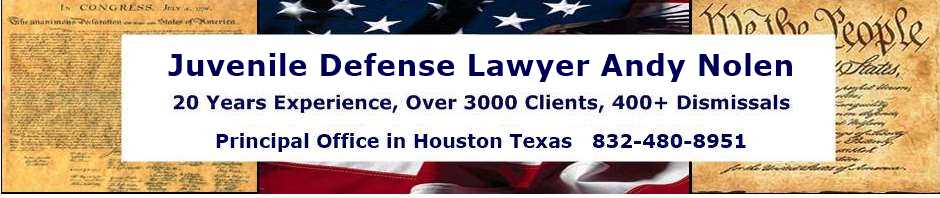 Houston Juvenile Defense Lawyers | Harris County Attorneys