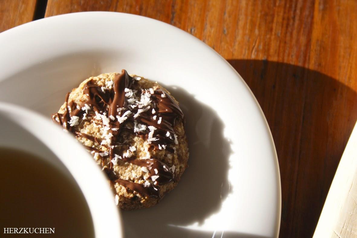 Zwei-Zutaten-Kekse