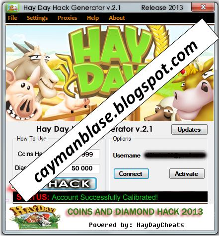 Download Hay Day Hack 2.1 Free Coins and Diamonds Unlimited
