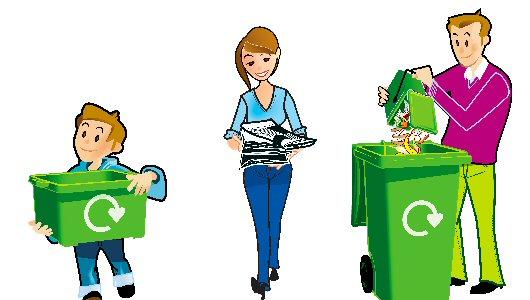 proyectos de reciclaje. El Reciclaje es un proceso
