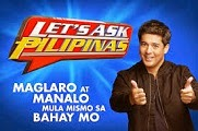 Let's Ask Pilipinas October 2 2014