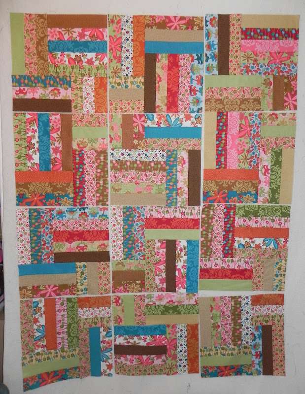 Bell Creek Quilts Design Wall Monday