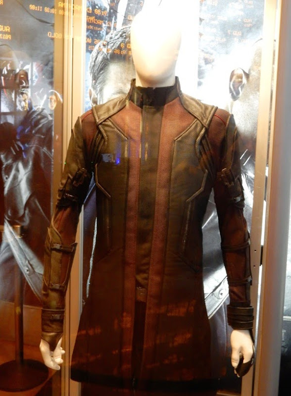 Hawkeye tunic costume Avengers Age of Ultron